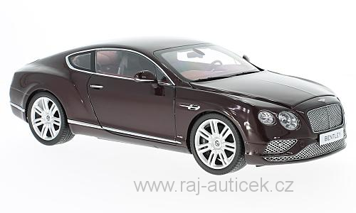 Bentley Continental GT 1:18 Paragon