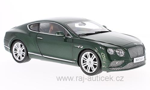 Bentley Continental GT RHD 1:18 Paragon