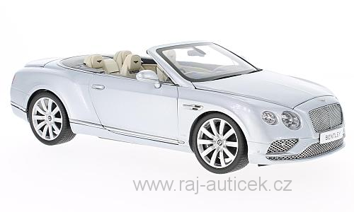 Bentley Continental GT Convertible RHD 1:18 Paragon