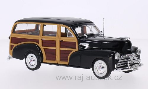Chevrolet Fleetmaster 1:24 Welly