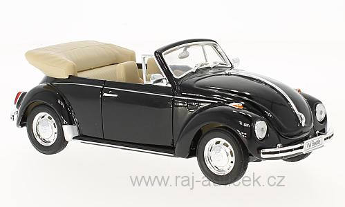 VW Käfer Cabriolet 1:24 Welly