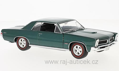 Pontiac GTO 1:24 Welly