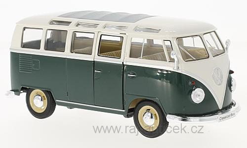 VW T1 Samba 1:24 Welly