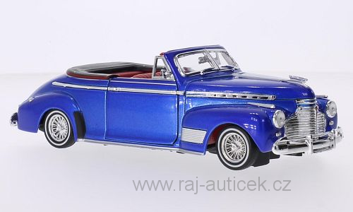 Chevrolet Special Deluxe Tuning 1:24 Welly