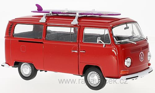 VW T2 Bus 1:24 Welly