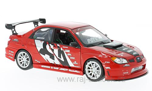 Subaru Impreza APR Performance 1:24 Welly