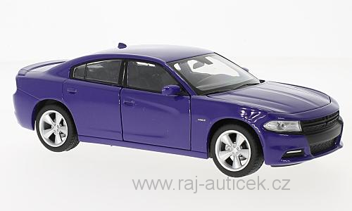 Dodge Charger R/T 1:24 Welly