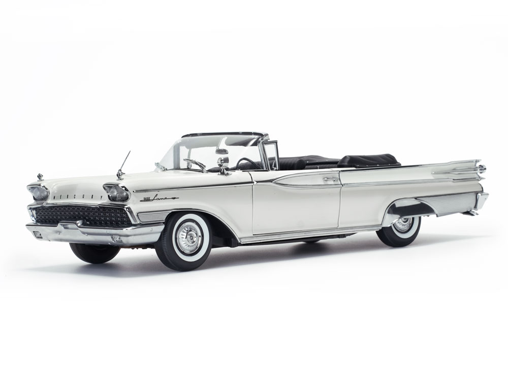 Mercury Park Lane Convertible 1:18 Sun Star