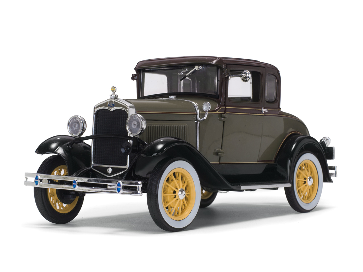 Ford Model A Coupe 1:18 Sun Star