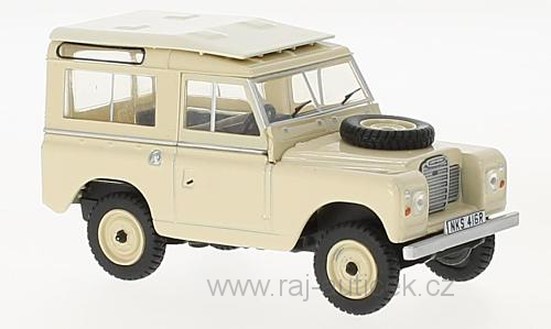 Land Rover Series III SWB St.Wagon 1:43 Oxford