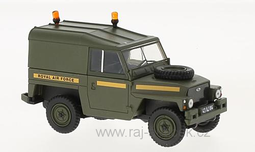 Land Rover Lightweight Hard Top RAF 1:43 Oxford