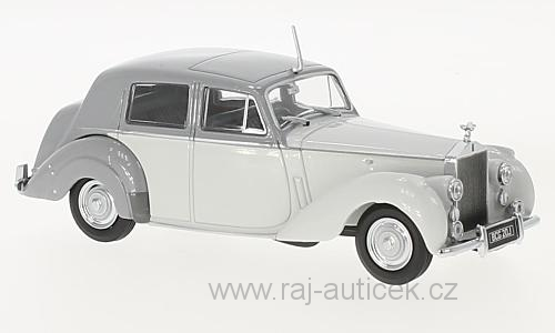 Rolls Royce Silver Dawn 1:43 Oxford