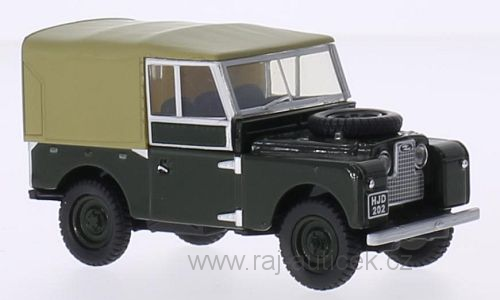 Land Rover Series 1 88 1:43 Oxford