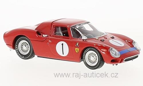 Ferrari 250 LM, No.1 1:43 Best