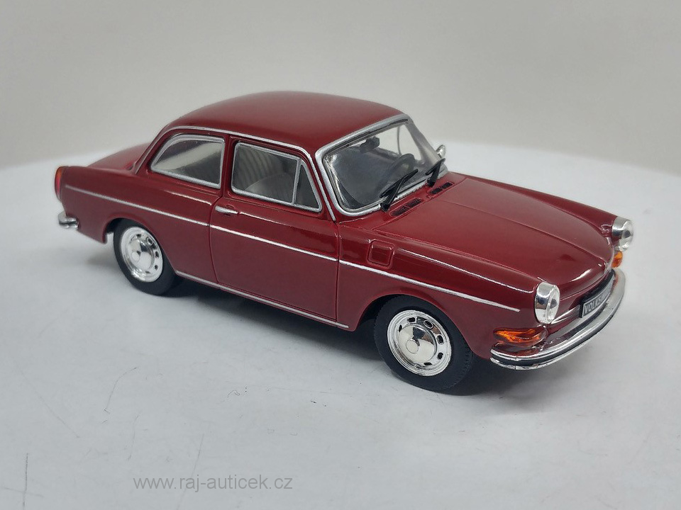 VW 1600 L 1:43 WhiteBox