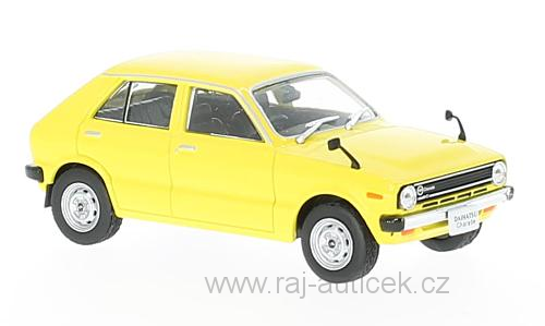 Daihatsu Charade G10 1:43 First 43 Models