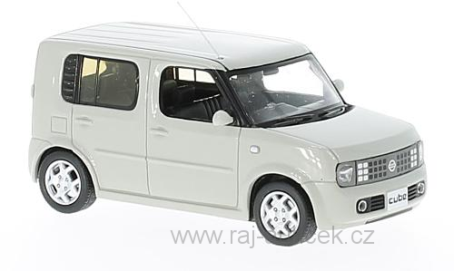 Nissan Cube 1:43 First 43 Models