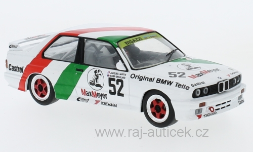 BMW M3 No.52 1:43 IXO