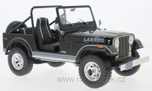 Jeep CJ-7 Laredo 1:18 MCG
