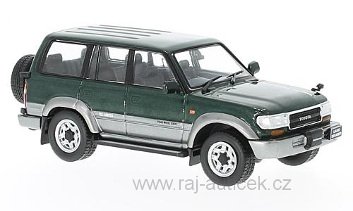 Toyota Land Cruiser LC80 1:43 First 43 Models