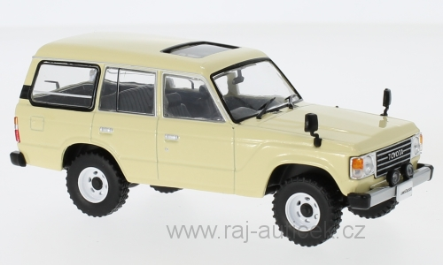 Toyota Land Cruiser LC60 1:43 First 43 Models