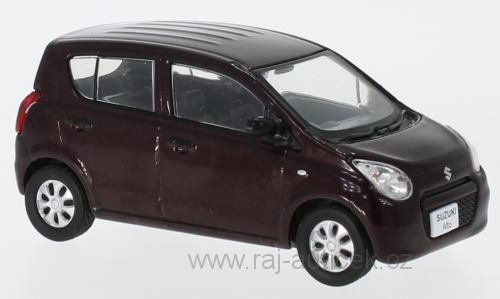 Suzuki Alto 1:43 First 43 Models