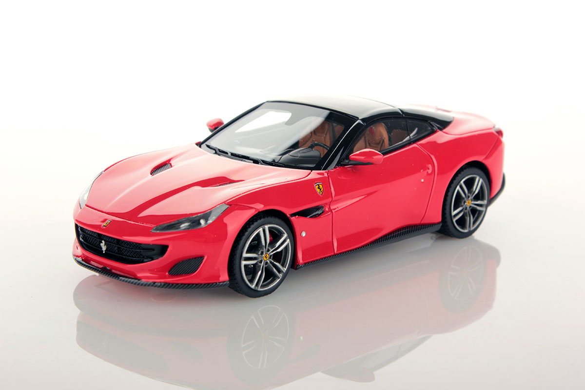 Ferrari Portofino 1:43 Look Smart