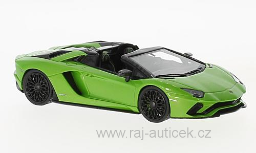 Lamborghini Aventador S Roadster 1:43 Look Smart