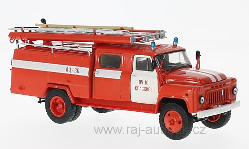 GAZ 53A (106A) AC-30 hasiči 1:43 Start Scale Models