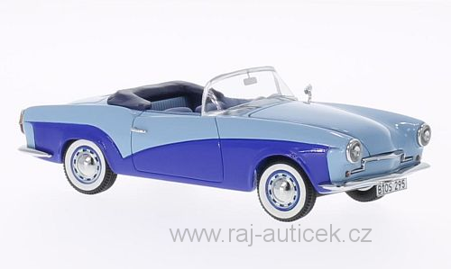 Rometsch Lawrence Cabriolet 1:43 BoS-Models