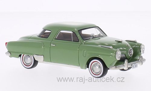 Studebaker Champion Starlight Coupe 1:43 BoS-Models