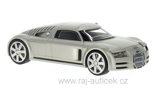 Audi Rosemeyer 2000 1:43 BoS-Models