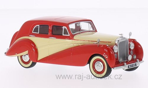 Bentley MK VI Harold Radford Countryman Saloon 1:43 BoS-Models