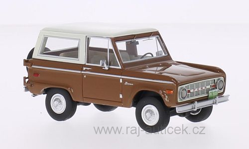 Ford Bronco 1:43 BoS-Models