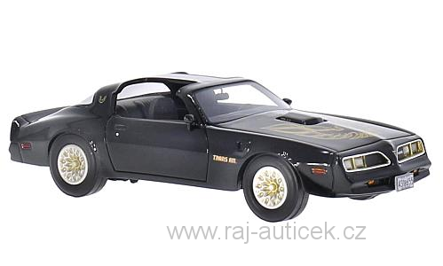 Pontiac Firebird Trans Am 1:43 BoS-Models