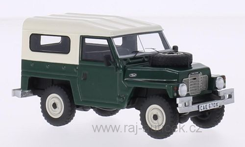 Land Rover Series III Lightweight 1:43 BoS-Models
