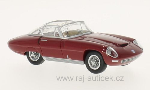 Alfa Romeo 3500 Supersport Pininfarina 1:43 BoS-Models