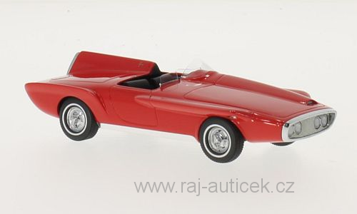 Plymouth XNR 1:43 BoS-Models