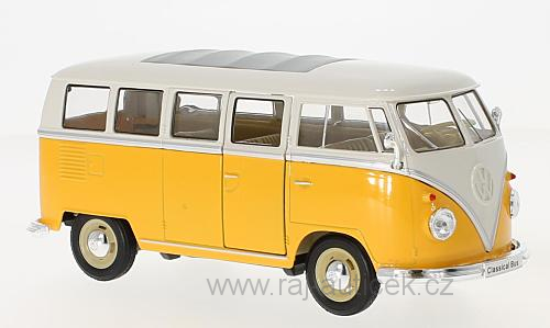 VW T1 Bus 1:24 Welly