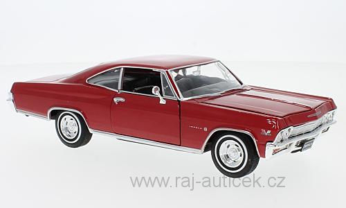 Chevrolet Impala SS 396 1:24 Welly