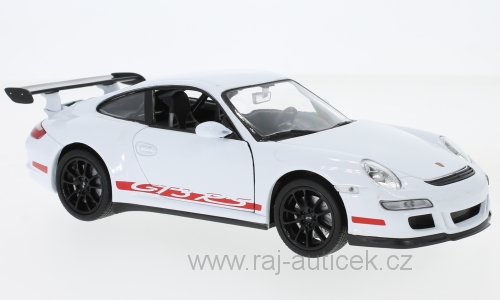 Porsche 911 GT3 RS (997) 1:24 Welly