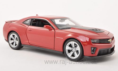 Chevrolet Camaro ZL1 1:24 Welly