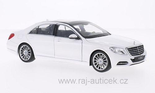 Mercedes S-Klasse (W222) 1:24 Welly