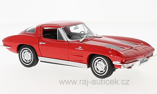 Chevrolet Corvette Sting Ray (C2) 1:24 Welly