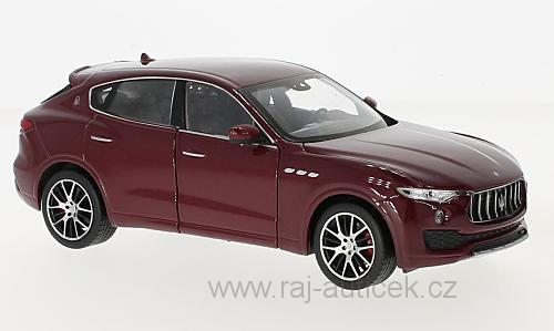 Maserati Levante 1:24 Welly
