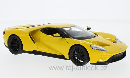 Ford GT 1:24 Welly