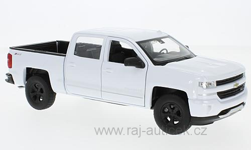 Chevrolet Silverado 1:24 Welly