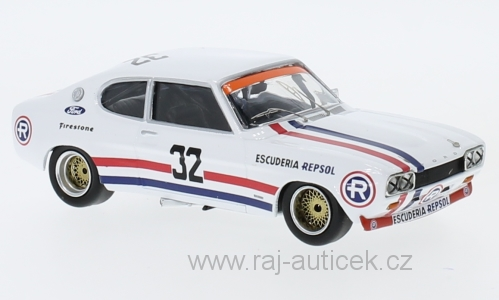 Ford Capri MK I RS 2600, No.32 1:43 Trofeu