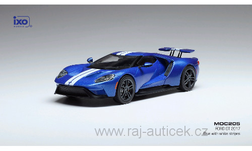 Ford GT 1:43 IXO