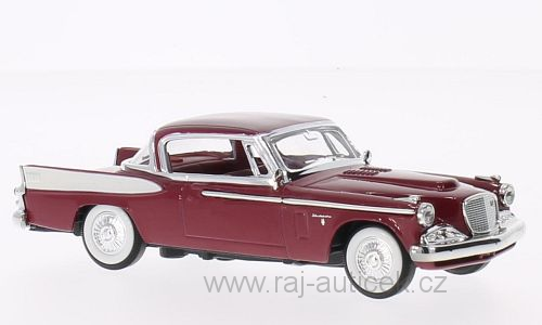 Studebaker Golden Hawk 1:43 Lucky Die Cast